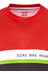 GORE BIKE WEAR POWER TRAIL - Maillot manga larga - rojo/negro